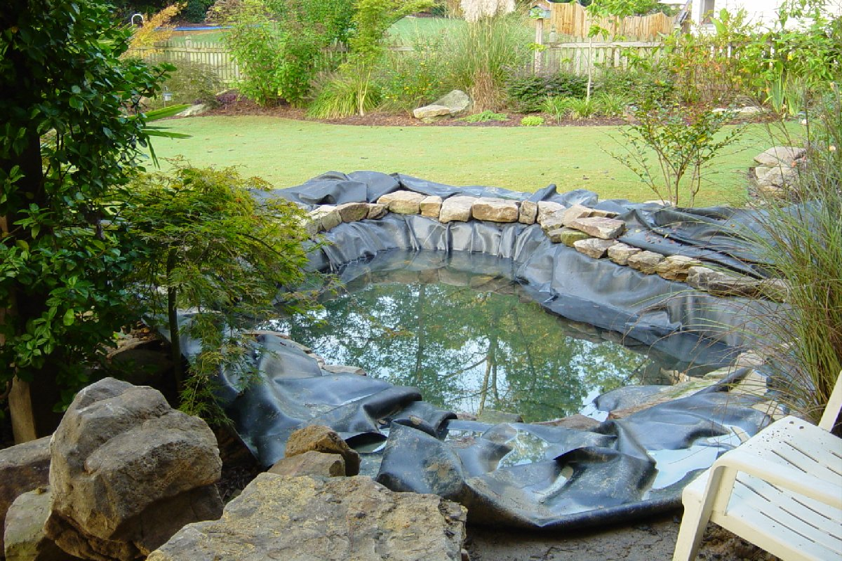 Koi pond for Koi pond supply of japan
